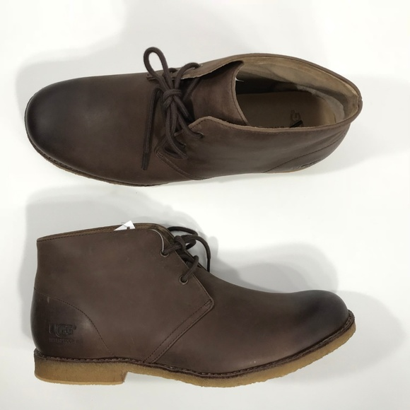 2d764bcfb4c UGG Men Leighton Desert Chukka Boot Brown 11 A0109